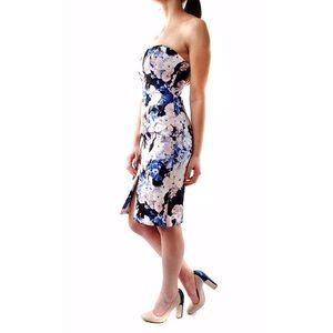 NWT Keepsake To the point strapless dress size XS